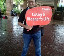 Interview: A blogger with a difference. Meet Dr.Roshan Radhakrishnan!